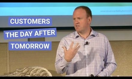 Customers, the day after tomorrow